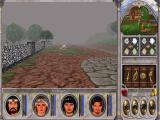 Might and Magic VI: The Mandate of Heaven Windows A foggy day in London town...