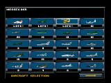 Jetstrike DOS The game sports a wide variety of modern and archaic aircraft.