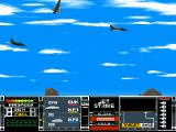 Jetstrike DOS You can face multiple AI planes.