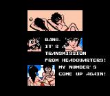 Clash at Demonhead NES Intro scene