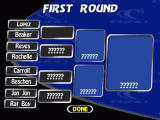 Championship Surfer Windows Tournament is a three-round competition where the player must be better than the direct opponent