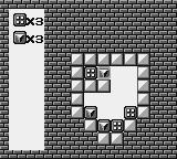 Puzznic Game Boy Round 1 is easy