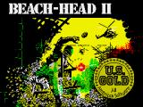 Beach-Head II: The Dictator Strikes Back ZX Spectrum Loading screen