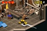 LEGO Star Wars II: The Original Trilogy Game Boy Advance Chewbacca repairing Threepio after he's ambushed in Bespin