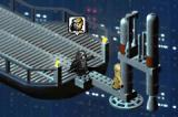 LEGO Star Wars II: The Original Trilogy Game Boy Advance Darth Vader breaking the news to Luke