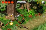 LEGO Star Wars II: The Original Trilogy Game Boy Advance Speeding through the Forest Moon of Endor