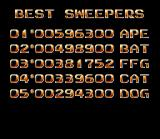Undercover Cops SNES High Scores