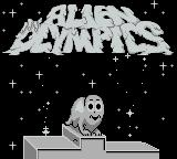 Alien Olympics Game Boy Came first!