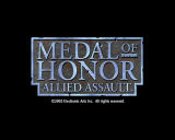 Medal of Honor: Allied Assault Windows Startup screen