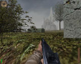 Medal of Honor: Allied Assault Windows Enemies ahead in the church