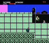 Shinobi NES Unlike the Sega Master System version, this game features only horizontal scrolling, not vertical.
