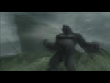 Peter Jackson's King Kong: The Official Game of the Movie Windows Kong gets excited.