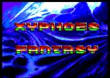 Xyphoes Fantasy Amstrad CPC Nice overscan!