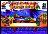 Xyphoes Fantasy Amstrad CPC Boss fight!