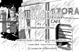 Shufflepuck Cafe Macintosh Title screen