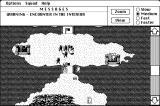 The Ancient Art of War Macintosh Map overview.