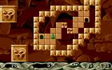 Stone Age Atari ST One quick move makes the first level easy