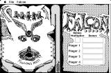 Pinball Construction Set Macintosh One of five pinball tables or use bits of imported Macpaint files to make your own.