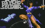 Psycho Soldier Commodore 64 Loading screen