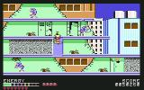 Psycho Soldier Commodore 64 I was hit