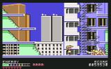 Psycho Soldier Commodore 64 The end building guardian of level 2