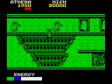 Psycho Soldier ZX Spectrum I was hit