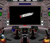 Star Trek: Starfleet Academy - Starship Bridge Simulator SNES Combat against a fleeing starship