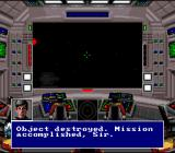 Star Trek: Starfleet Academy - Starship Bridge Simulator SNES Mission Accomplished Sir. Your crewmen keep you up to date