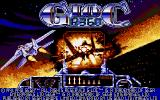 G-Loc: Air Battle Atari ST Loading screen