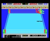 Robo Wres 2001 MSX Head lock