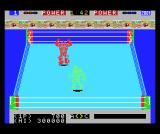Robo Wres 2001 MSX Red runs away