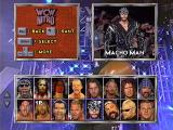 WCW Nitro Windows Selecting a tag team