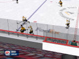 NHL 2000 Windows replays allow the player to follow every match incident (software mode)