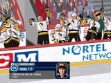 NHL 2000 Windows The players in the bench go wild! (software mode)