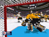 NHL 2000 Windows In-goal replay camera (software mode)