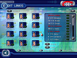 NHL 2000 Windows Line editor