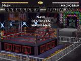 WCW Nitro Windows Victory for Nash