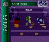 FIFA Soccer 96 SNES If the German or the Italian league aren't hardcore enough, try Malaysia...