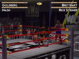 WCW Nitro Windows The start of a Battle Royal