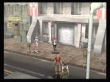 MS Saga: A New Dawn PlayStation 2 One of the many towns you'll visit