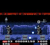 Terminator 2: Judgment Day Game Gear Avoid shooting the humans.