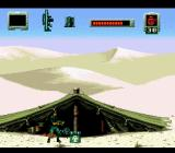 Stargate SNES Out in the desert, the nomadic camp