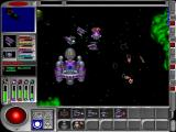 Star Command: Revolution DOS The first attackers