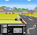 Formula 1 Sensation NES Blowing the car....