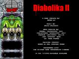 Diabolika 2: The Devil's Last Stand Windows Title screen