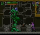 Phantom 2040 SNES Huge level-boss