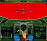 Wing Commander SNES We're hit by an enemy missile