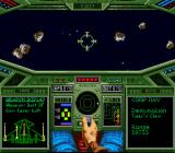 Wing Commander SNES Asteroids