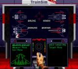 Wing Commander SNES Training simulator