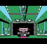 Blaster Master NES In Japan, you start out in a high-tech corridor, not in a cave